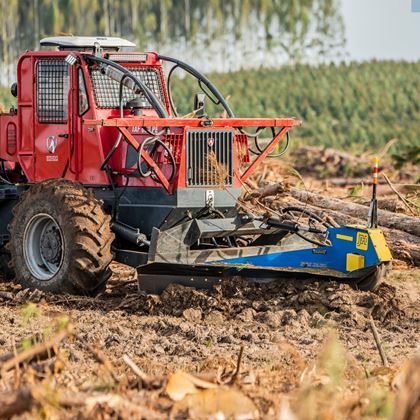 Picture for category Forestry Tractors