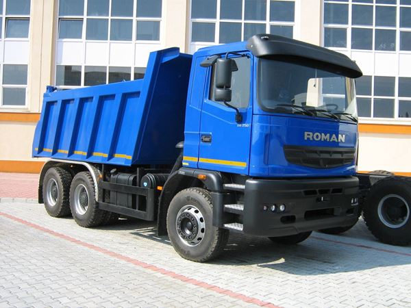 Picture of Camion Volcador 26.360 DFK