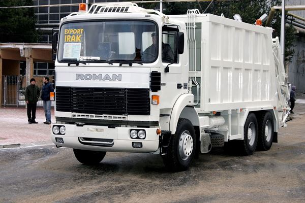Picture of Camion Compactador 26.360 DF