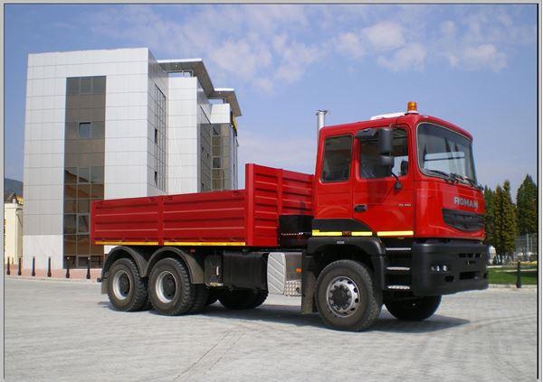 Imagen de Camion Remolcador 26.440 DFAR